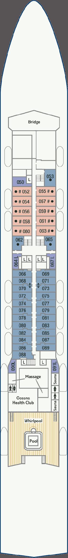 Thomson Spirit Deck 8