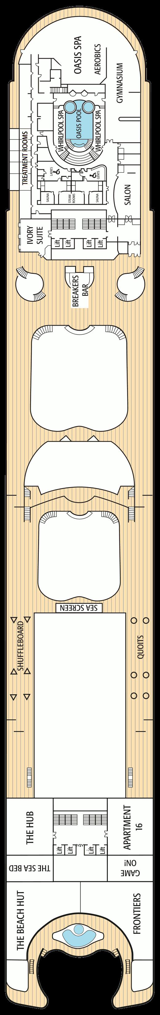 Azura Deck 16