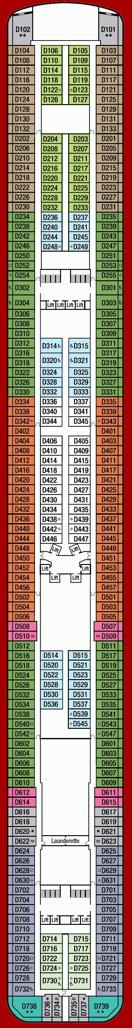 Britannia Deck 11