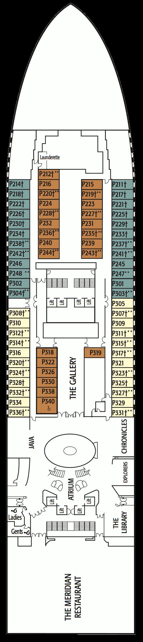 Azura Deck 5