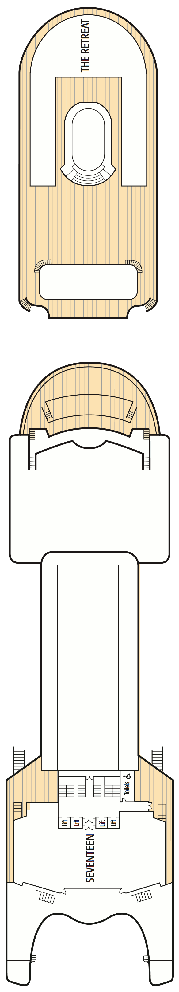 Azura Deck 17