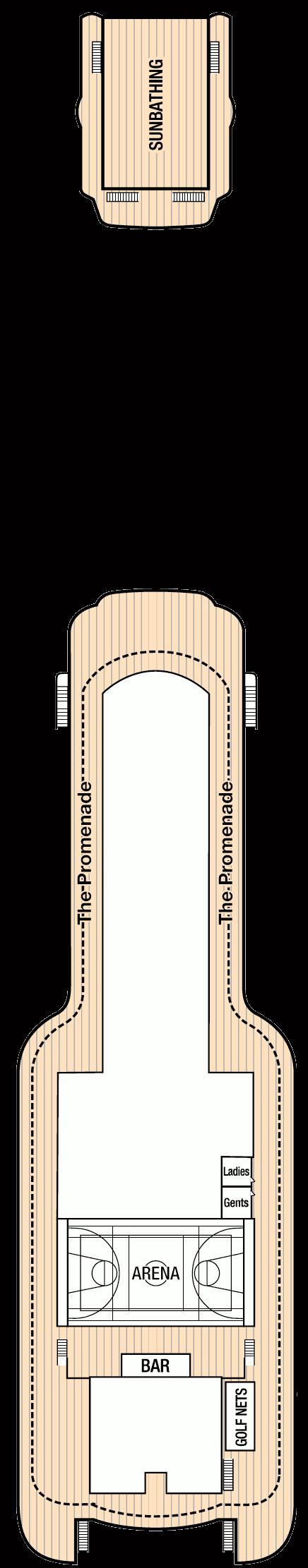 Britannia Deck 18