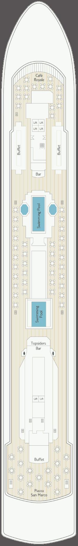 Thomson Majesty Deck 10