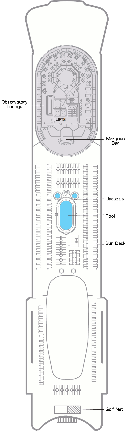 Marquee Deck