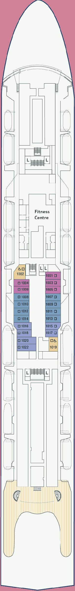 Thomson Dream Deck 10