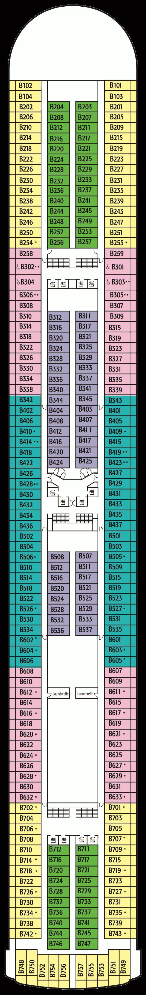 Azura Deck 11