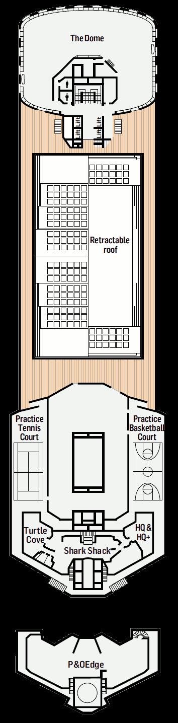 Pacific Aria Deck 12