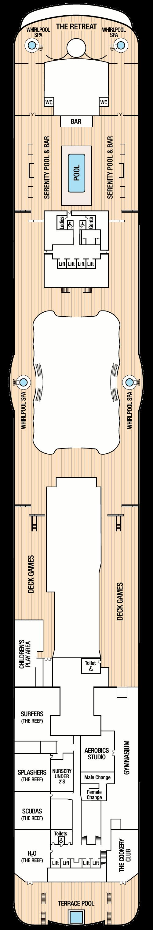 Britannia Deck 17