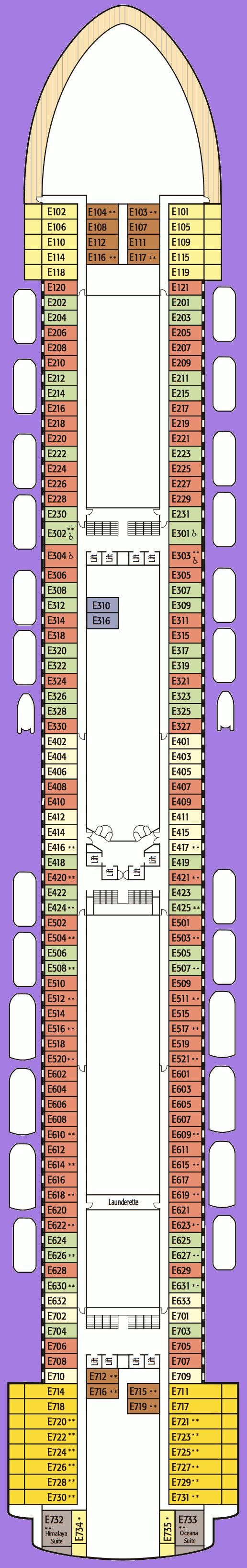 Azura Deck 8