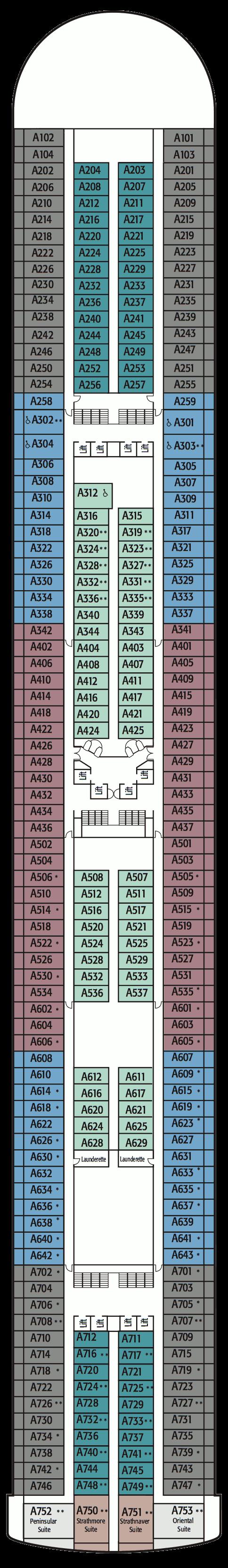 Azura Deck 12