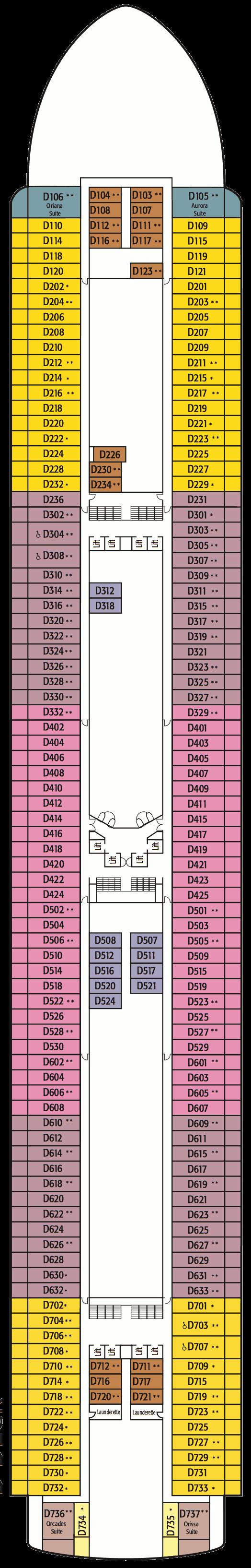 Azura Deck 9