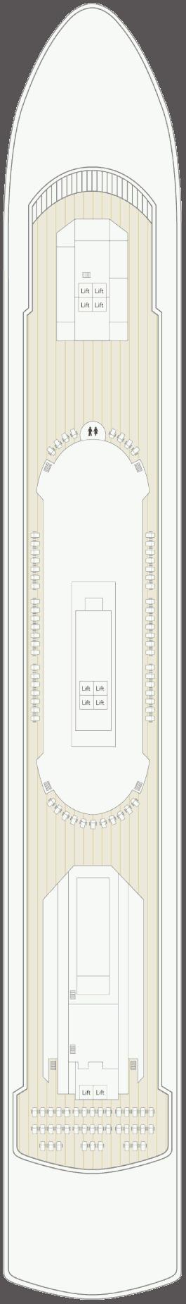 Thomson Majesty Deck 11