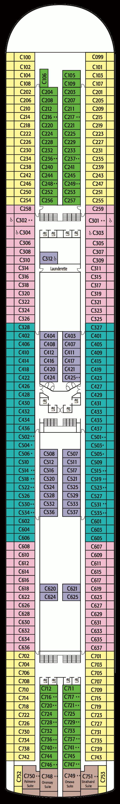 Azura Deck 10