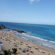 Marriott AC Condado Hotel Post-Cruise