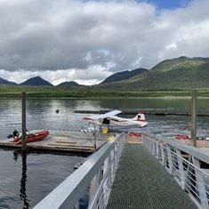 Floatplane tour