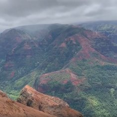 Nawiliwili, Kauai - Waimea Canyon