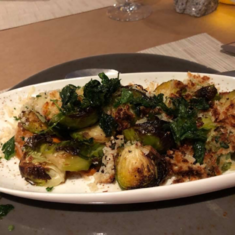 Culinary Arts Brussel sprouts
