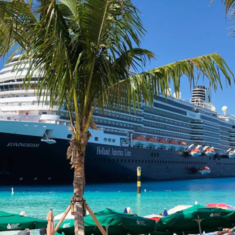 Koningsdam In Grand Turk