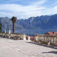 View from Bogorodicin Hram