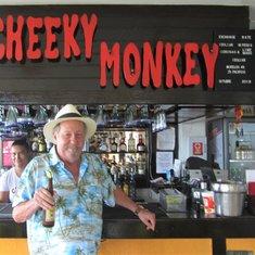 Fun time at Cheeky Monkey