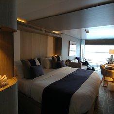 Beautiful Spacious State Room with Infinite Veranda