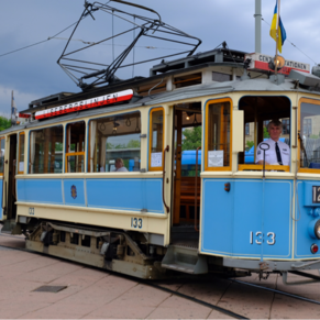 Historic City Centre Tram
