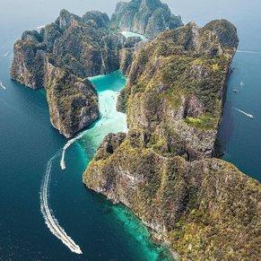 Thailand beauty. Phi Phi Island