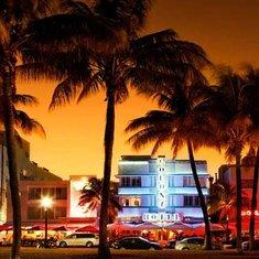 Miami is beautiful