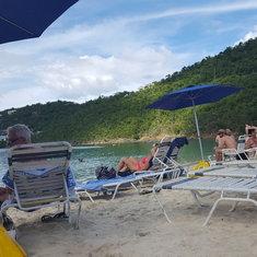 Magen's beach