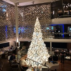 Christmas Tree in Grand Plaza