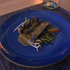 Dumplings in Eden Restaurant