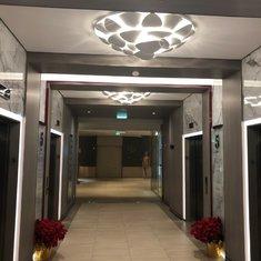 Elevator Foyer