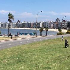 Montevideo beaches